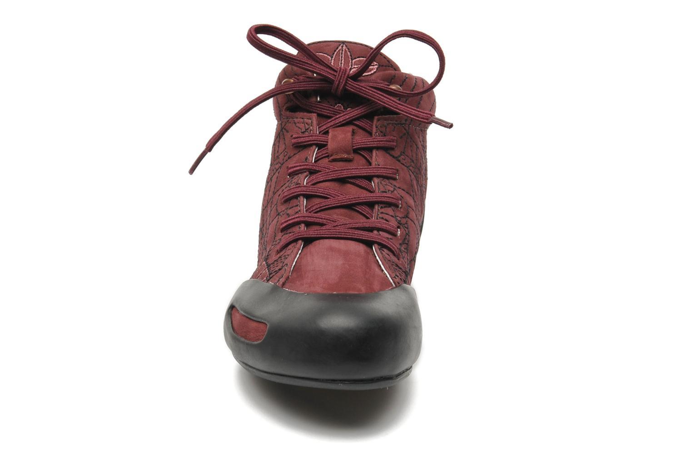 Sneaker Camper TWS Peu Senda 46746 weinrot schuhe getragen