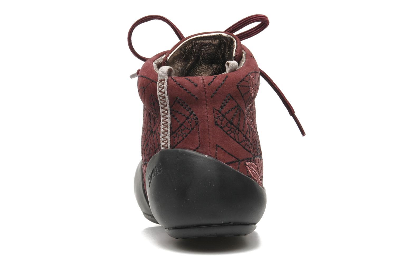 Sneaker Camper TWS Peu Senda 46746 weinrot ansicht von rechts