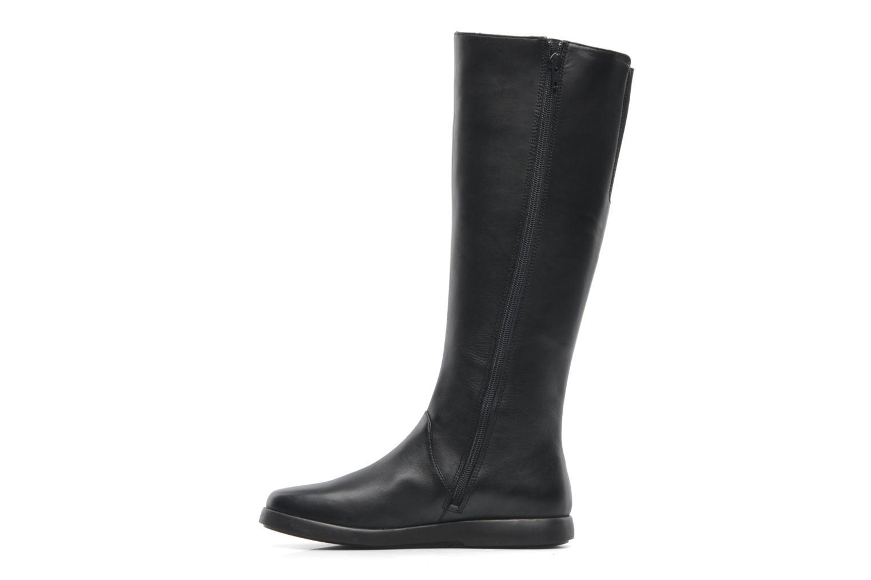 Stiefel Camper palmera D46780 schwarz ansicht von vorne