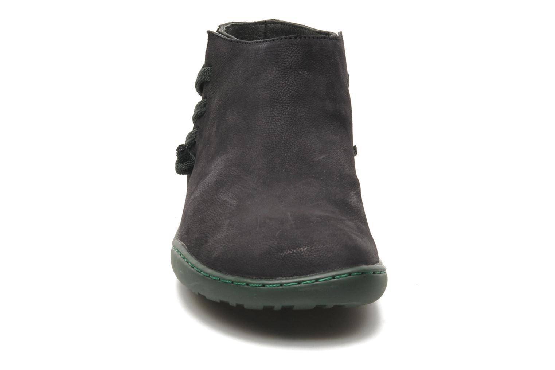Boots en enkellaarsjes Camper Peu Cami 46824 Zwart model