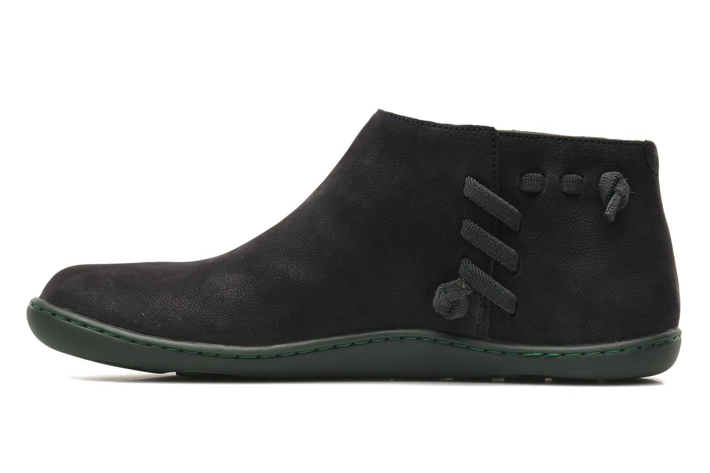 Boots en enkellaarsjes Camper Peu Cami 46824 Zwart voorkant