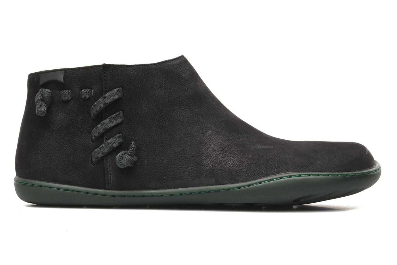 Boots en enkellaarsjes Camper Peu Cami 46824 Zwart achterkant