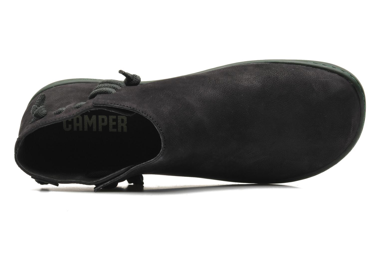 Boots en enkellaarsjes Camper Peu Cami 46824 Zwart links