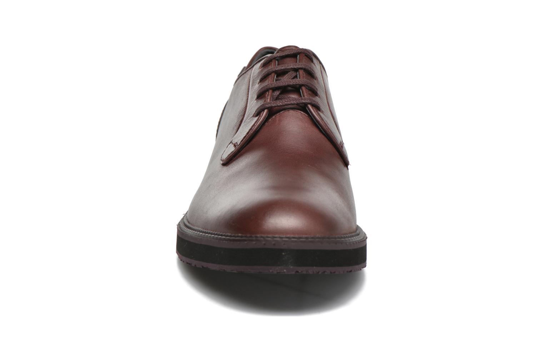 Chaussures à lacets Camper Magnus 18897 Bordeaux vue portées chaussures
