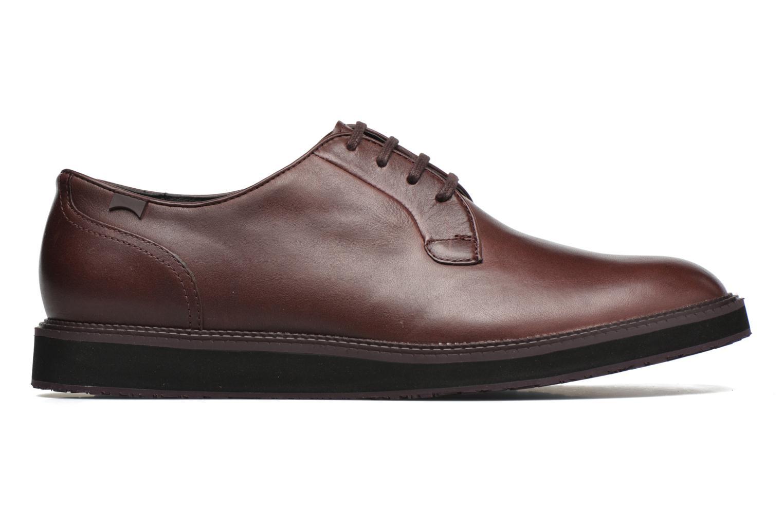 Chaussures à lacets Camper Magnus 18897 Bordeaux vue derrière