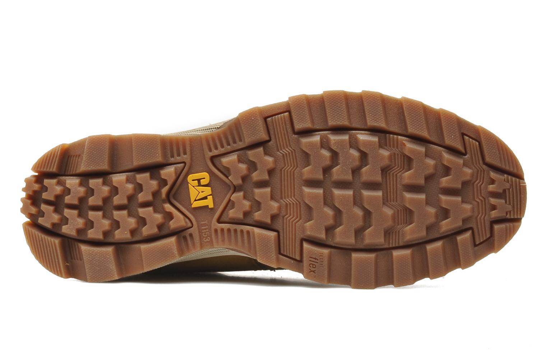 Bottines et boots Caterpillar Founder Jaune vue haut