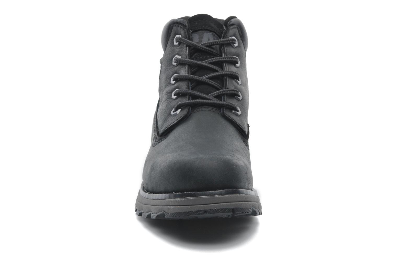 Stiefeletten & Boots Caterpillar FOUNDER schwarz schuhe getragen