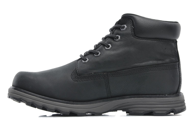 Stiefeletten & Boots Caterpillar FOUNDER schwarz ansicht von vorne