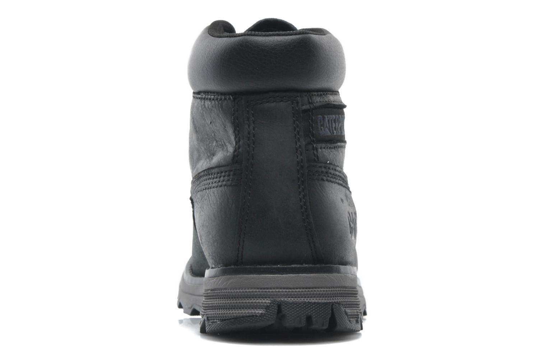 Stiefeletten & Boots Caterpillar FOUNDER schwarz ansicht von rechts