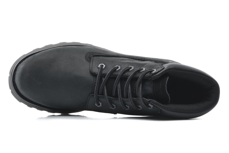 Stiefeletten & Boots Caterpillar FOUNDER schwarz ansicht von links