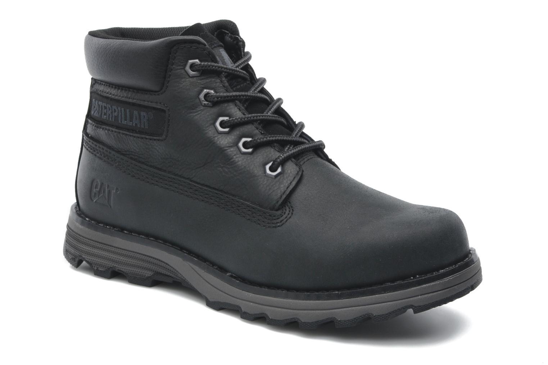 Stiefeletten & Boots Caterpillar FOUNDER schwarz detaillierte ansicht/modell
