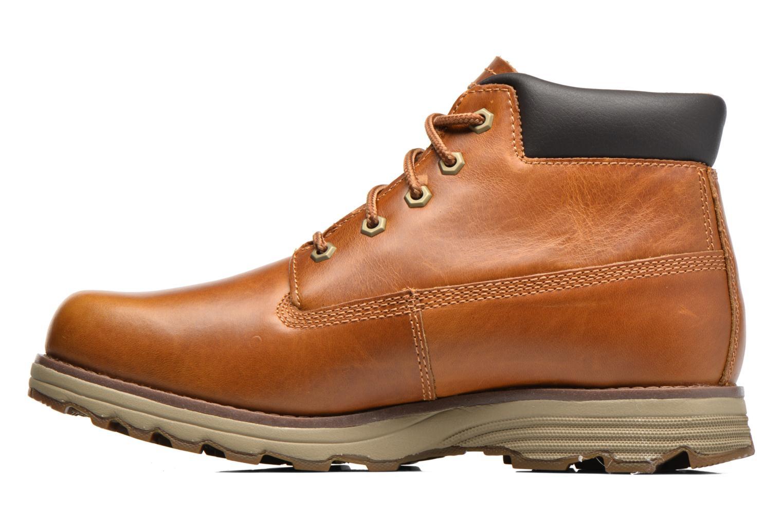 Bottines et boots Caterpillar Founder Marron vue face