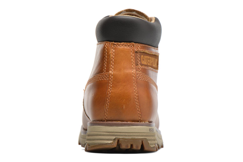 Bottines et boots Caterpillar Founder Marron vue droite