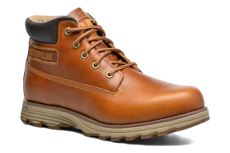 Bottines et boots Caterpillar Founder Marron vue détail/paire