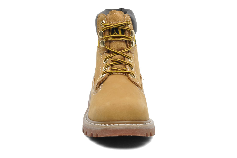 Bottines et boots Caterpillar COLORADO W Beige vue portées chaussures