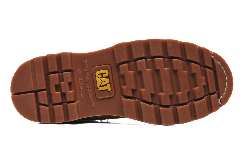 Bottines et boots Caterpillar COLORADO W Beige vue haut