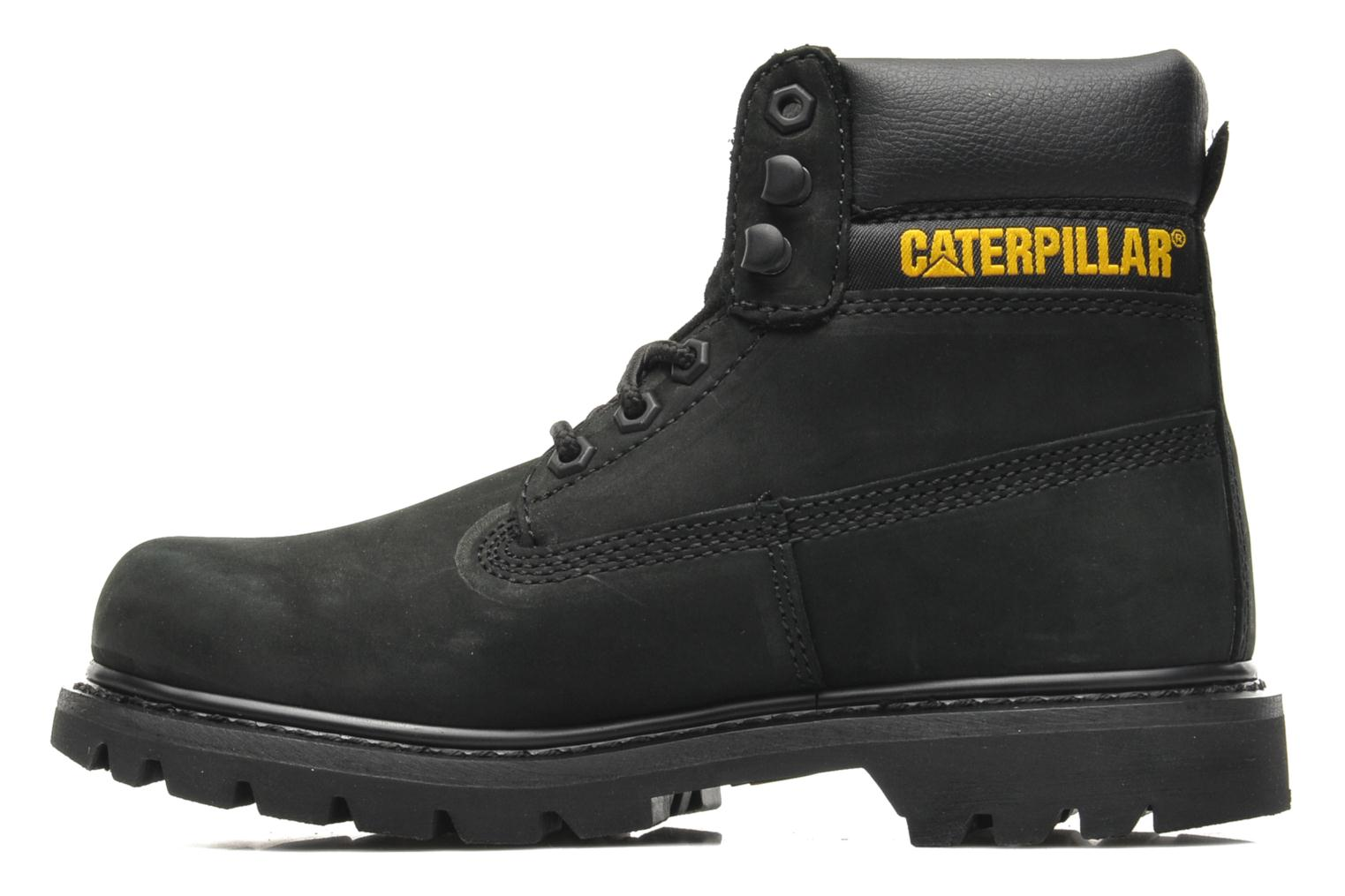 Bottines et boots Caterpillar COLORADO W Noir vue face