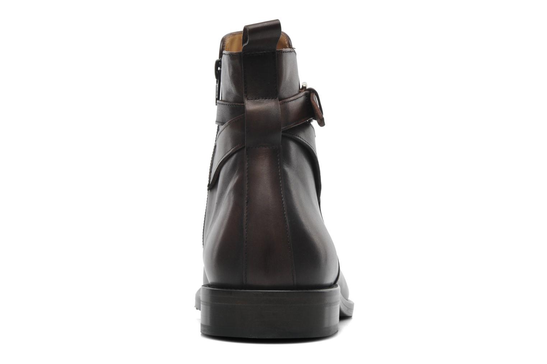 Stiefeletten & Boots Marvin&Co Perrujy braun ansicht von rechts