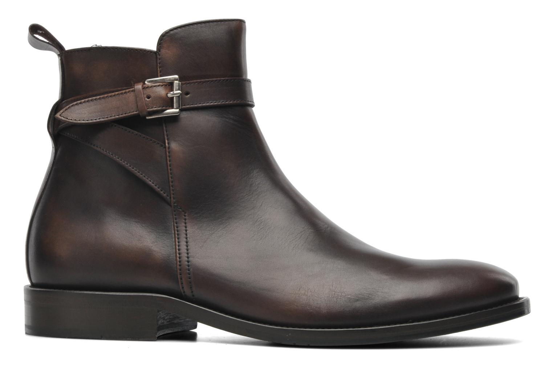 Stiefeletten & Boots Marvin&Co Perrujy braun ansicht von hinten