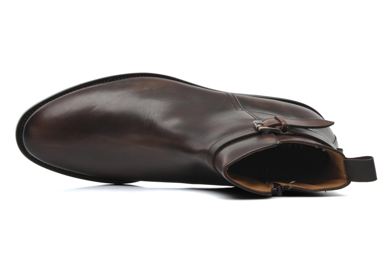 Stiefeletten & Boots Marvin&Co Perrujy braun ansicht von links