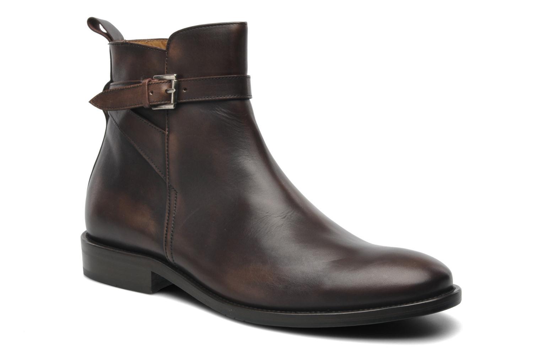 Stiefeletten & Boots Marvin&Co Perrujy braun detaillierte ansicht/modell