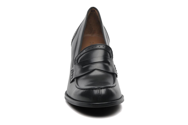 Mocassins Georgia Rose Perko Noir vue portées chaussures