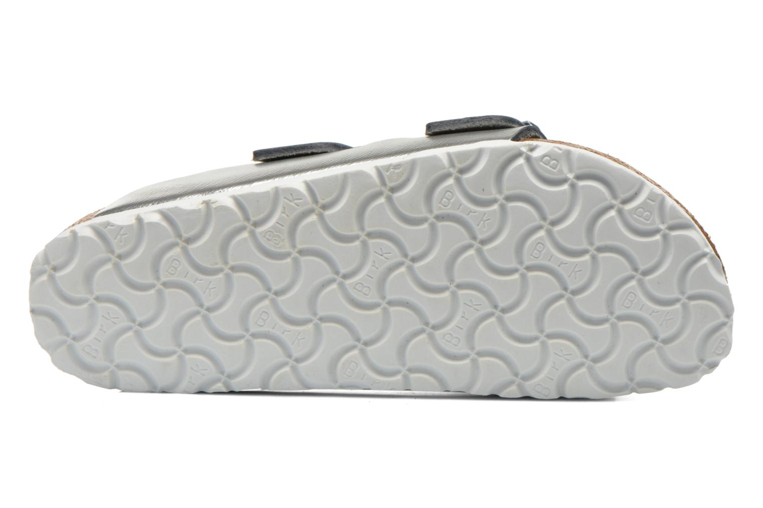Arizona Cuir W Metallic Silver