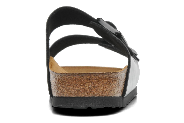 Arizona Flor W (Smal model) Vernis noir