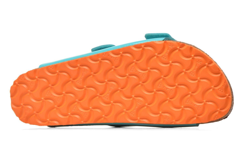 Arizona Flor W Ocean Green / LS Orange