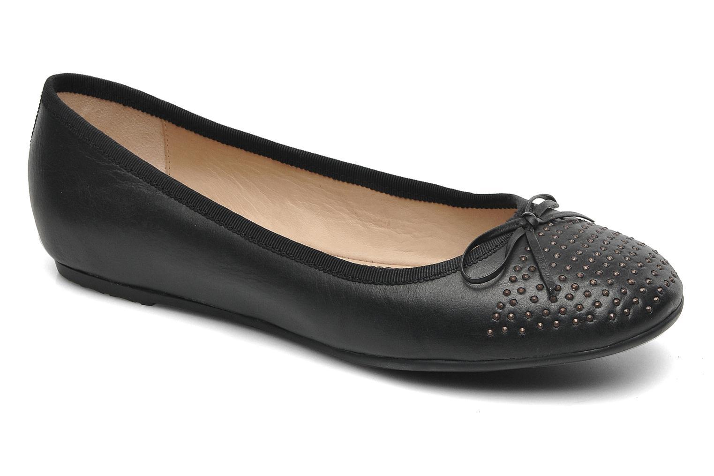 Daphne Hailey Black leather