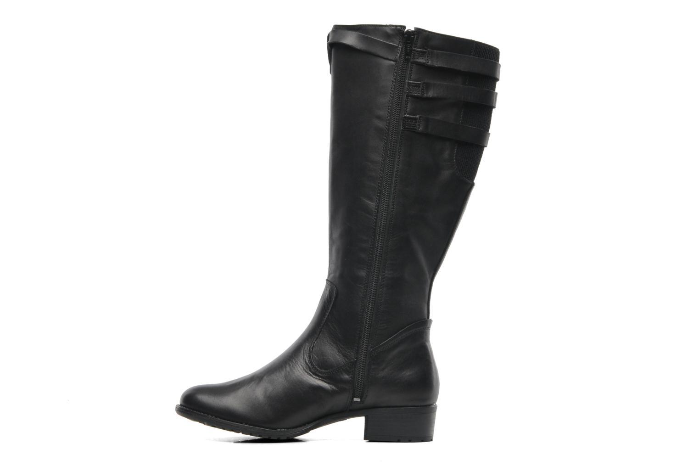 Leslie chamber Black leather