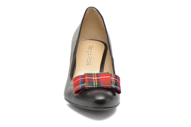 Escarpins Georgia Rose Santoora Noir vue portées chaussures