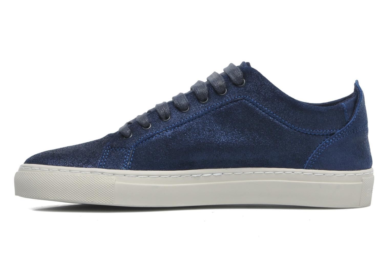 Sneakers Bensimon Flexys F Blauw voorkant