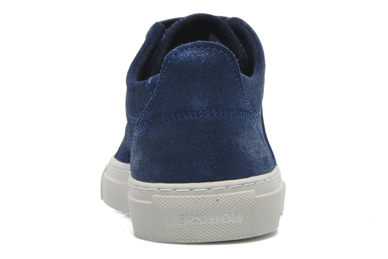 Sneakers Bensimon Flexys F Blauw rechts