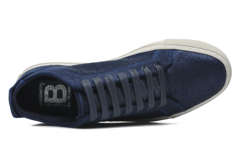 Sneakers Bensimon Flexys F Blauw links