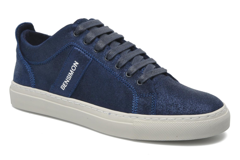 Sneakers Bensimon Flexys F Blauw detail