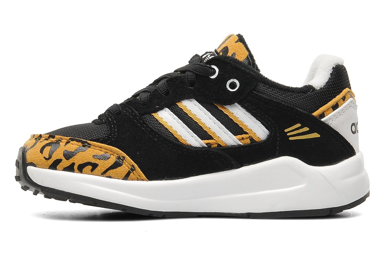 Tech Super Cf I Black 1/Running White Ftw/St Goldenrod F13