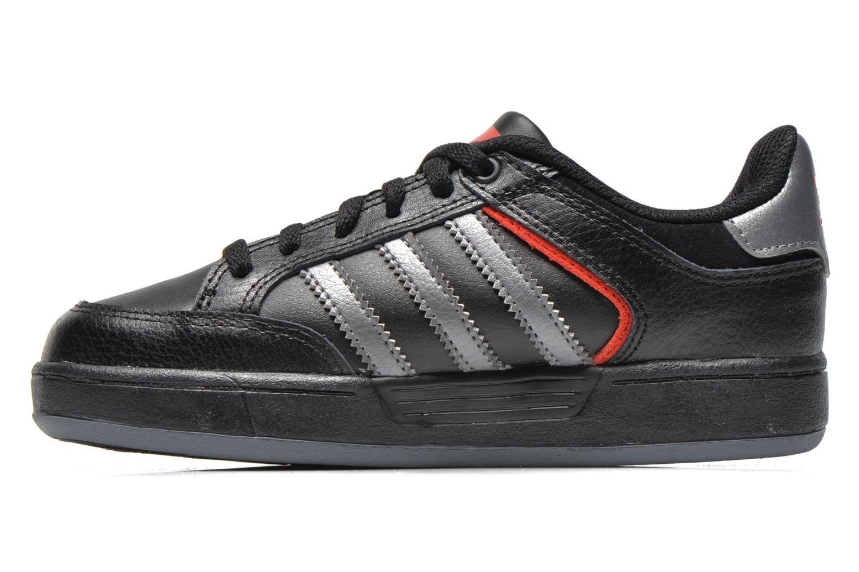 Sneakers Adidas Originals Varial J Zwart voorkant