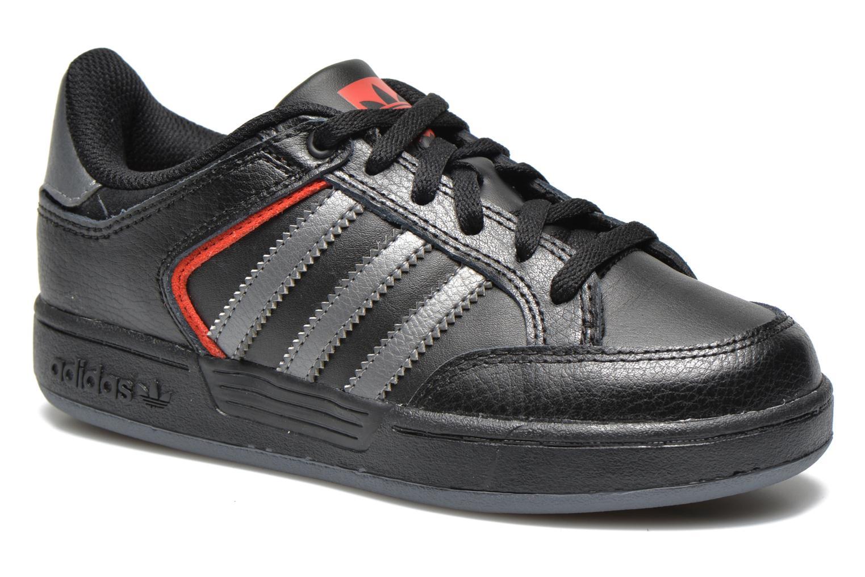 Sneakers Adidas Originals Varial J Zwart detail