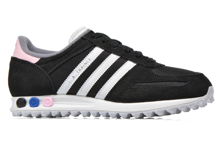 Sneaker Adidas Originals La Trainer W schwarz ansicht von hinten