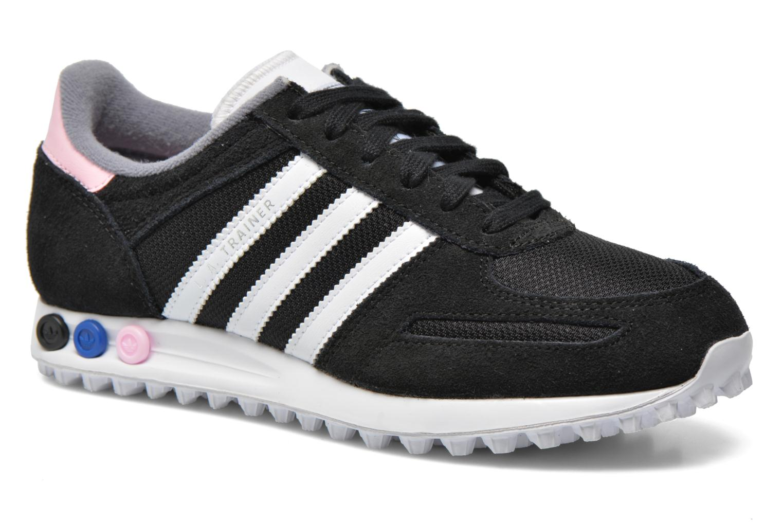 Sneaker Adidas Originals La Trainer W schwarz detaillierte ansicht/modell
