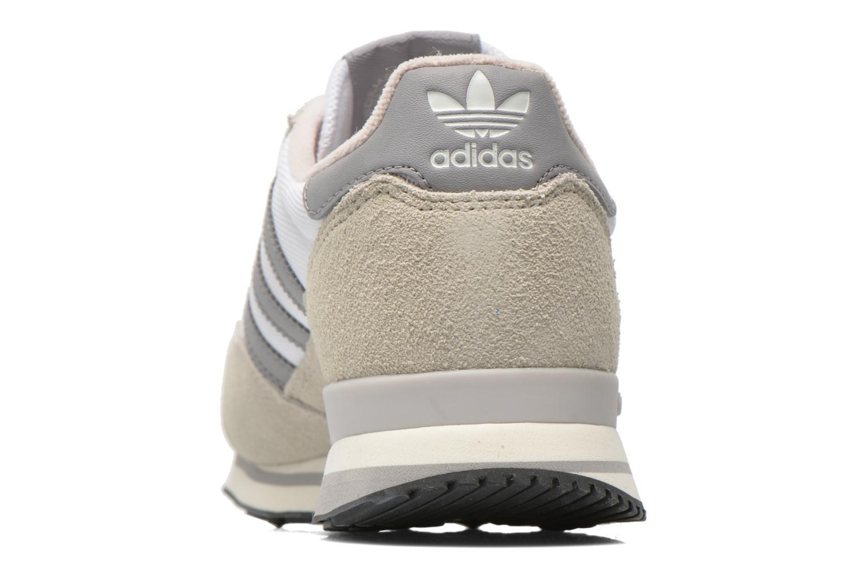 Sneaker Adidas Originals Zx 500 Og W beige ansicht von rechts