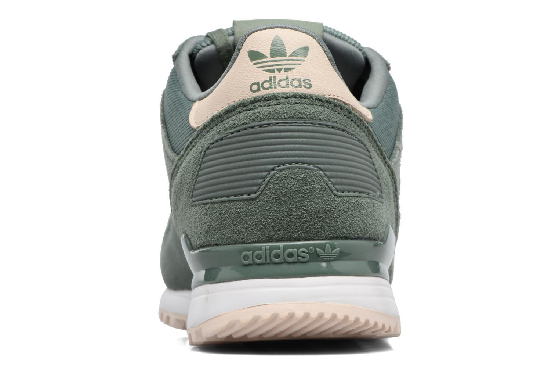 Sneaker Adidas Originals Zx 700 W grün ansicht von rechts