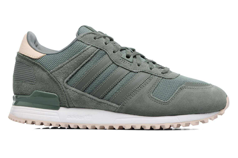 Sneaker Adidas Originals Zx 700 W grün ansicht von hinten