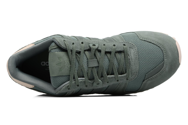 Baskets Adidas Originals Zx 700 W Vert vue gauche