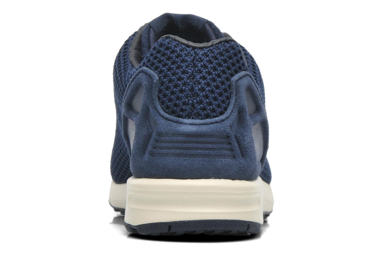 Sneaker Adidas Originals Zx Flux W blau ansicht von rechts