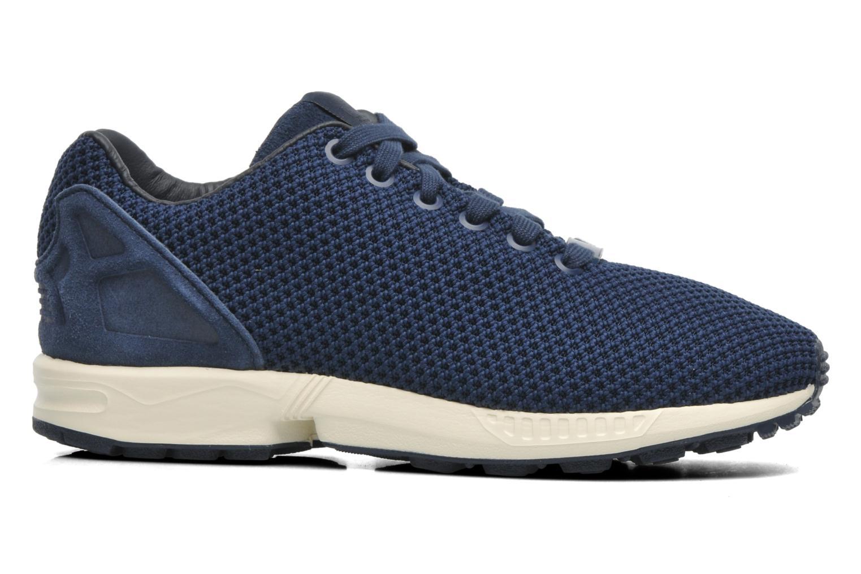 Sneaker Adidas Originals Zx Flux W blau ansicht von hinten