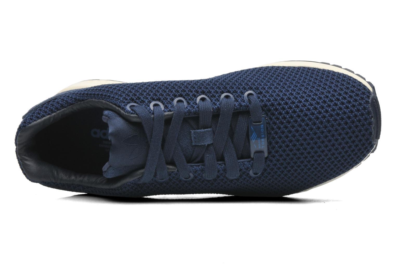 Sneaker Adidas Originals Zx Flux W blau ansicht von links