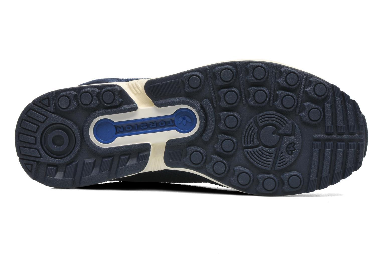 Sneaker Adidas Originals Zx Flux W blau ansicht von oben