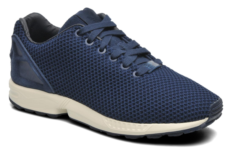Sneaker Adidas Originals Zx Flux W blau detaillierte ansicht/modell